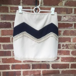 Modcloth Skirt by Esley Size Small